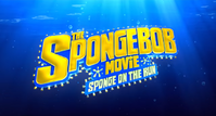 SpongeBob 3 trailer logo