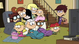 The Loud House Characters Cast in Overnight Success (Nickelodeon)