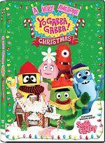 Yo Gabba Gabba Christmas DVD