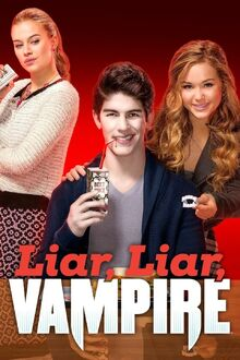 Liar, Liar, Vampire poster