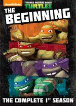Teenage Mutant Ninja Turtles The Beginning Complete 1st Season