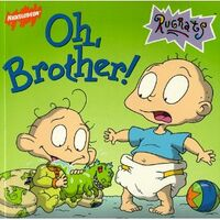 Rugrats Oh Brother! Book