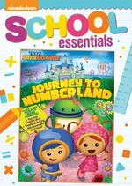 Team Umizoomi Journey to Numberland DVD School Essentials