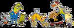 CatDog characters