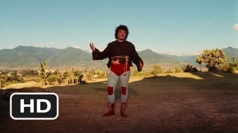 Nacho Libre (8 10) Movie CLIP - Nacho is Revealed (2006) HD