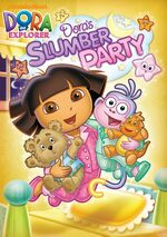 Dora the Explorer Dora's Slumber Party DVD
