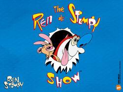 Ren & Stimpy Wallpaper
