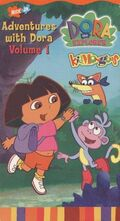 Adventures with Dora Volume 1 VHS