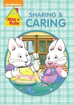 Max & Ruby - Sharing & Caring DVD Cover