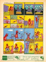 Scene but not Heard Nick Mag comic June July 2004