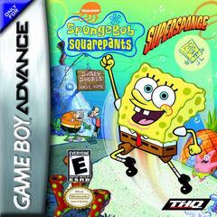 SpongeBobSuperSpongeGBA