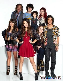 Victorious Show Pic