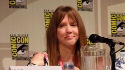 Laraine Newman at Cartoon Voices II Panel