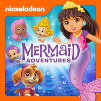 Nickelodeon - Mermaid Adventures 2015 iTunes Cover