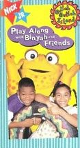 Gullah Gullah Island Play Along with Binyah and Friends VHS 2