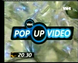 VH-1 Pop Up Video
