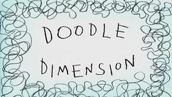 229a Doodle Dimension Title Card