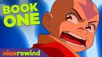 Aang's Journey Season 1 🌊 Avatar NickRewind