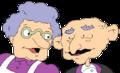 Boris and Minka Kropotkin-Pixeled