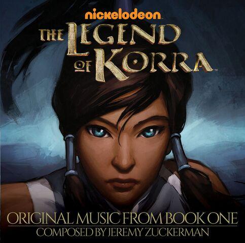 File:The Legend of Korra Book One Soundtrack.jpg