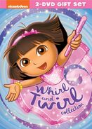 Dora the Explorer Whirl and Twirl Collection