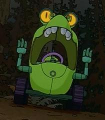 Reptar Wagon Nickelodeon Fandom Powered By Wikia