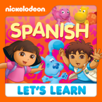 Nickelodeon - Let's Learn Spanish 2013 iTunes Cover