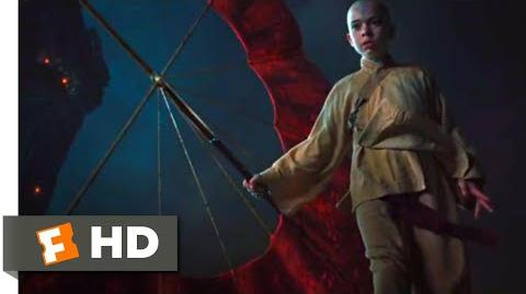 The Last Airbender (2010) - The Blue Spirit Fight Scene (3 10) Movieclips