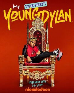 Young Dylan poster