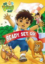 Go Diego Go! Ready Set Go! DVD