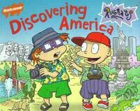 Rugrats Discovering America Book
