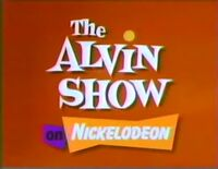 The Alvin Show on Nickelodeon