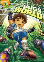 Go Diego Go! It's a Bug's World DVD