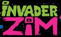 Invader Zim comic logo