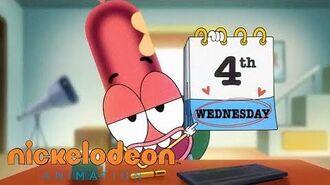 I Love Wednesdays Pinky Malinky Nick Animation
