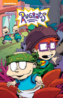 Rugrats Number 5 Comic Book