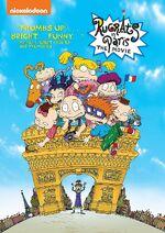Rugrats in Paris 2017 DVD reissue