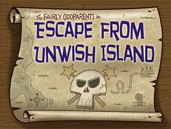 Titlecard-Escape From Unwish Island