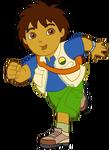 Go, Diego, Go! Nickelodeon 2003
