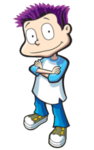 Tommy Pickles AGU3