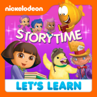 Nickelodeon - Let's Learn Storytime 2013 iTunes Cover