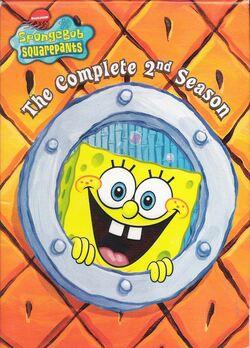 SpongeBob Season 2 DVD original version