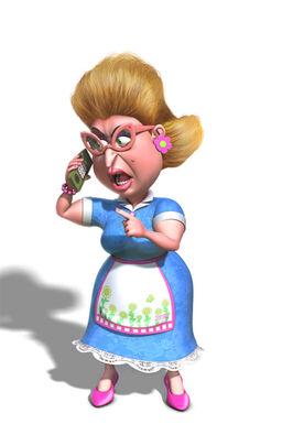 Mrs. Beady