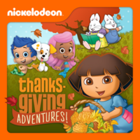 Nickelodeon - Thanksgiving Adventures! 2014 iTunes Cover