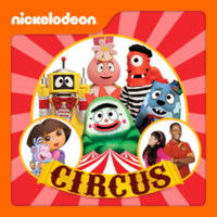 Nickelodeon - Circus 2013 iTunes Cover