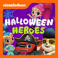 Nickelodeon - Halloween Heroes 2015 iTunes Cover