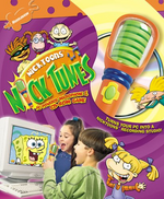 Nicktoons Nicktunes CD-ROM