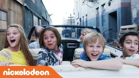 Nicky, Ricky, Dicky & Dawn Go Hollywood Trailer Nick