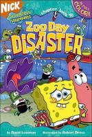 SpongeBob Zoo Day Disaster Book