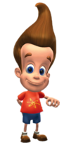 Jimmy neutron pose